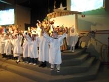 Highlight for album: CCS Christmas Program 2011
