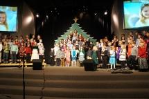 Highlight for album: CCS Christmas Program 2012