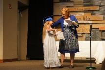 Highlight for album: Emily Kindergarten Grad