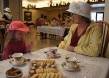 Highlight for album: A Tea Party