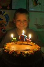 Highlight for album: Paul's 8th Birthday