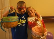 Highlight for album: Spring Creek Easter 2012